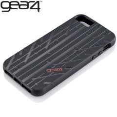 Gear4 JumpSuit Tread iPhone 5S / 5 Hülle in Schwarz