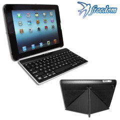 Freedom i-Connex Combi iPad 4 / 3 / 2 Keyboard Case and Stand