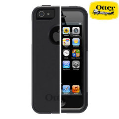 Otterbox Commuter Serie für iPhone 5 in Schwarz