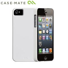 CaseMate Barely There 2.0 für Apple iPhone 5S / 5 Schutzhülle in Weiß