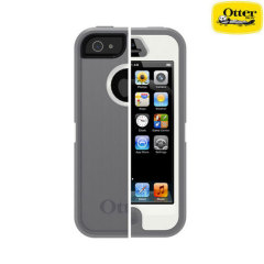 OtterBox Defender Series iPhone 5 Hülle in Glacier
