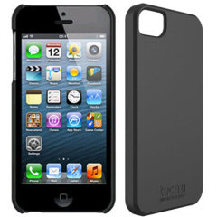 Tech21 Impact Snap iPhone 5 Hülle in Schwarz