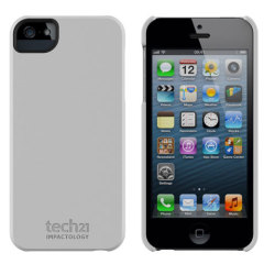 Tech21 Impact Snap iPhone 5 Hülle in Weiß