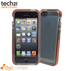 Tech21 D3O Impact Band iPhone 5 Hülle in Smoke