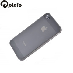 Custodia Slice 3 Pinlo per iPhone 5S / 5 - Nero