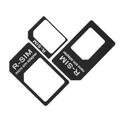 R-SIM Nano SIM Karten Mulit Adapter