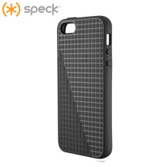 Speck Pixel Skin HD Case for iPhone 5 - Black