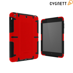 Cygnett WorkMate Pro Case for iPad Mini 3 / 2 / 1 - Red