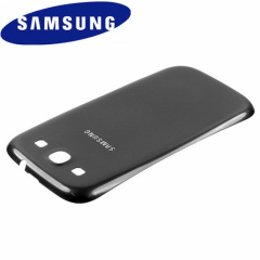 Genuine Samsung Galay S3 Battery Cover - Titan Grey