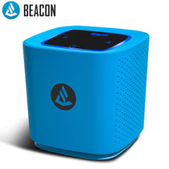 Beacon Audio The Phoenix Draadloos Bluetooth Speaker - Blauw