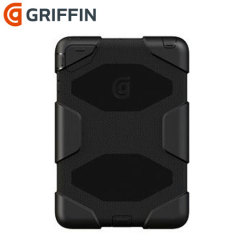 Griffin Survivor Case iPad Mini 2 / iPad Mini Hülle in Schwarz