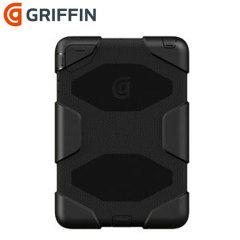 Coque iPad Mini 3 / 2 / 1 Griffin Survivor – Noire