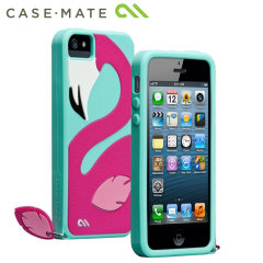 Funda iPhone 5 Case-Mate Pinky Creatures