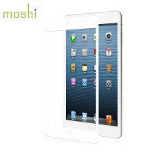 Moshi iVisor Anti Glare Screenprotector voor iPad Mini  3 / 2 / 1 - Wit