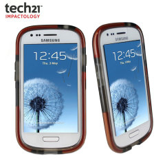 Tech21 D3O Impact Shell Samsung Galaxy S3 Mini Hülle in Smoke