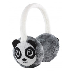 KitSound Audio Earmuff Headphones - Panda