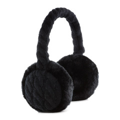 KitSound Audio Earmuff Headphones - Black