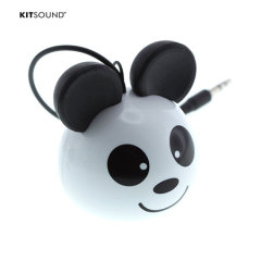 Kitsound Mini Buddy Panda Luidspreker