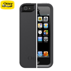 OtterBox Prefix Series Case for iPhone 5 - Grey / Black