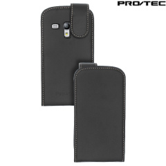 Pro-Tec Executive Leather Style Flip Case For Samsung Galaxy S3 Mini