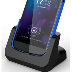 Cover-Mate Nexus 4 Case Compatible Charging Dock