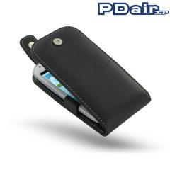 Housse en cuir Samsung galaxy S3 Mini PDair