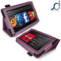 SD TabletWear Stand and Type Case - Amazon Kindle Fire - Carbon Purple