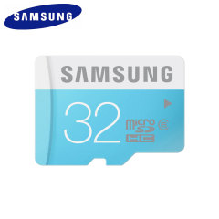 Samsung 32GB MicroSD HC Card - Class 6