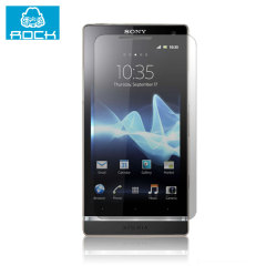Rock Naked Screen Protector for Sony Xperia SL