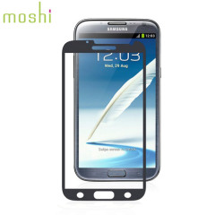 Moshi iVisor Anti Glare Screen Protector for Galaxy Note 2 - Grey