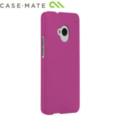 Funda HTC One Case-Mate Barely There  - Rosa