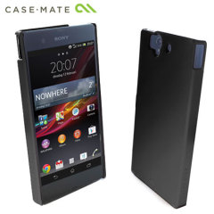 CaseMate Barely There Xperia Z Hülle in Schwarz