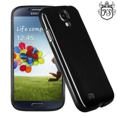 FlexiShield Samsung Galaxy S4 Hülle in Schwarz