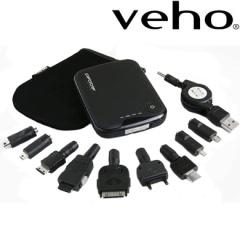 Veho Pebble XT 5000mAH Universal Portable Battery Pack Charger