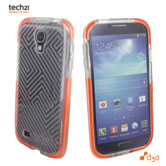 Tech21 D30 Impact Maze Galaxy S4 Hülle in Transparent