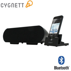 Cygnett Soundwave Bluetooth Lautsprecher sowie Dockingstation