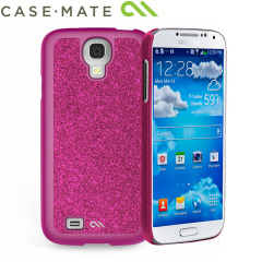Funda Samsung Galaxy S4 Destellos Case-Mate  - Rosa