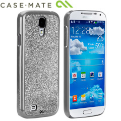 Funda Samsung Galaxy S4 Destellos Case-Mate  - Plata