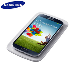 Genuine Samsung Galaxy S4 / Note 3 Wireless Charging Pad - White