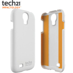 Tech21 Impact Snap Samsung Galaxy S4 Hülle in Weiß