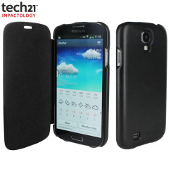 Tech21 Impact Snap Galaxy S4 Tasche in Schwarz