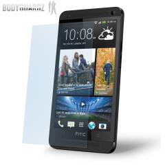 BodyGuardz HTC One Ultra Tough Screen Protector - Twin Pack