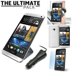 The Ultimate HTC One Accessory Pack - Wit