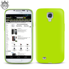 Funda Samsung Galaxy S4 FlexiShield  - Verde