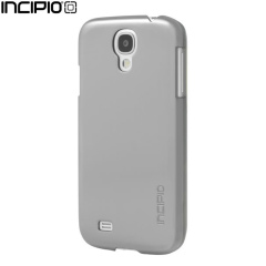 Incipio Feather Shine Case For Samsung Galaxy S4 - Silver