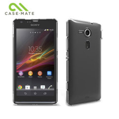 Funda Sony Xperia SP Case-Mate Barely There - Transparente
