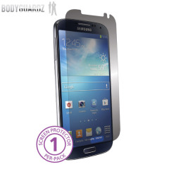 BodyGuardz Samsung Galaxy S4 Privacy Screen Protector