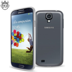 Funda Samsung Galaxy S4 FlexiShield  - Transparente