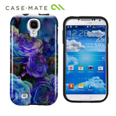 CaseMate Galaxy S4 Hülle Midnight Roses