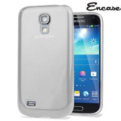 FlexiShield Case for Samsung Galaxy S4 Mini - Frost White